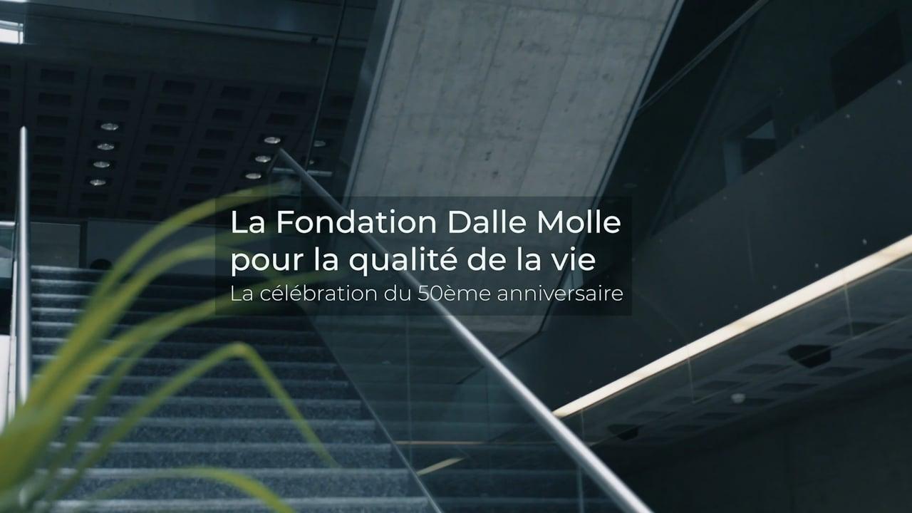 Mot du Président de la Fondation Dalle Molle – Monsieur Jean-Pierre Rausis